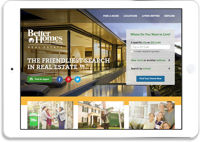 BHGRE Mobile First